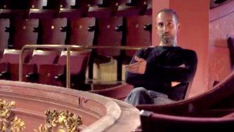 O camarote no teatro