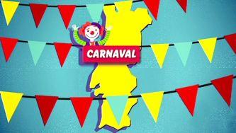 Vamos brincar ao Carnaval?