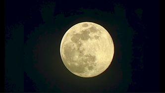 O que é uma super-Lua?